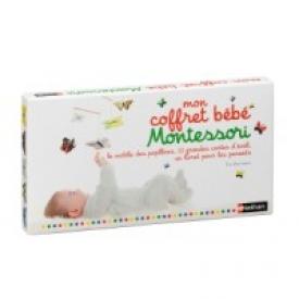 Livre Mon coffret bébé Montessori